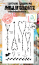 AALL and Create Clear A6 Stamp Set #46